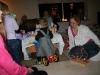 Fødselsdagsfest om aftenen